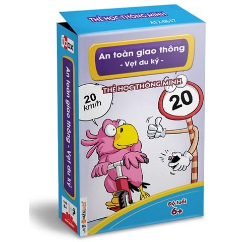 the hoc thong minh flash card