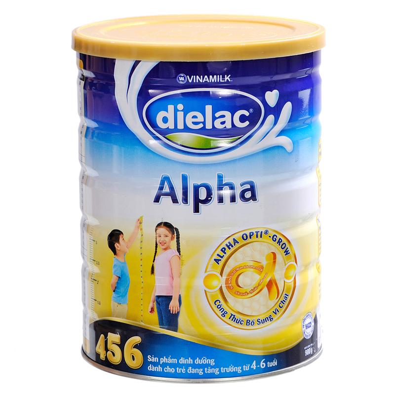 Sua Dielac Alpha 456 (900g)