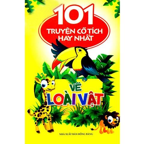 101 Truyen co tich hay nhat ve loai vat