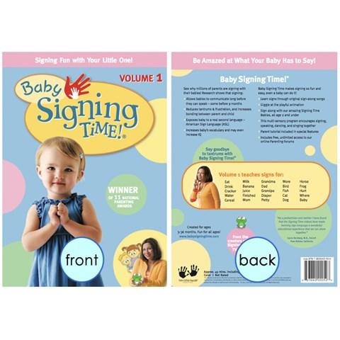Bo DVD Baby Signing Time