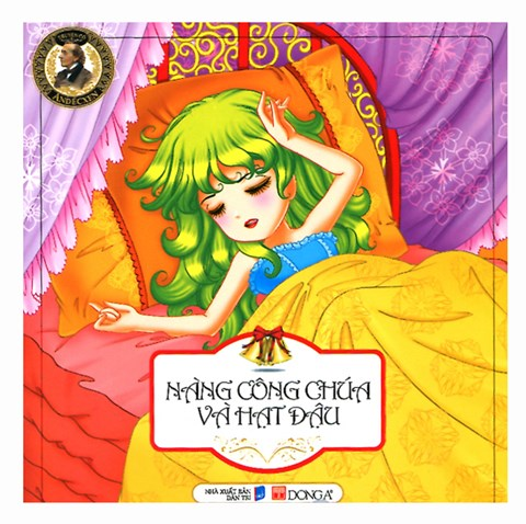 Truyen co Andecxen-Nang cong chua hat dau
