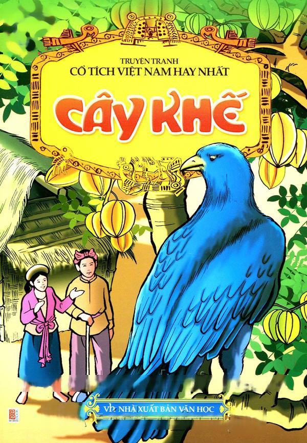 Truyen tranh co tich Viet Nam hay nhat - Cay khe