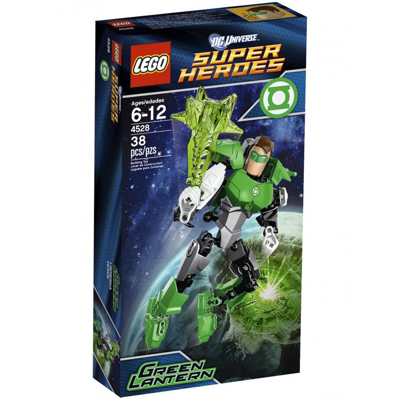 Chien binh xanh 4528 V29 Super Heroes Green Lantern