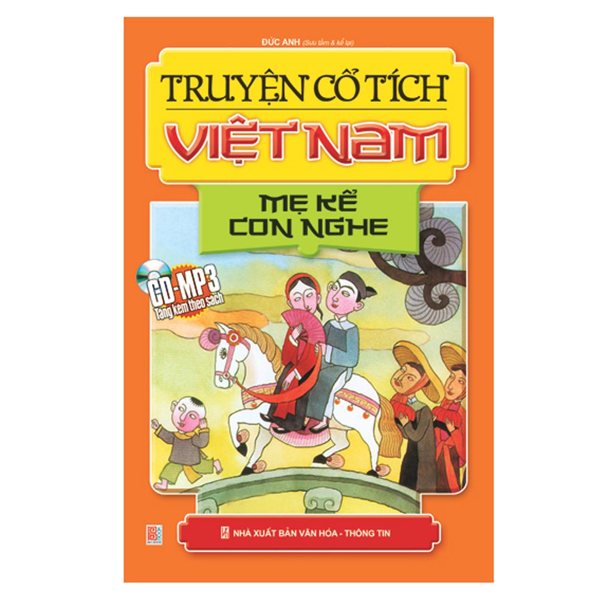 Truyen co tich Viet Nam me ke con nghe