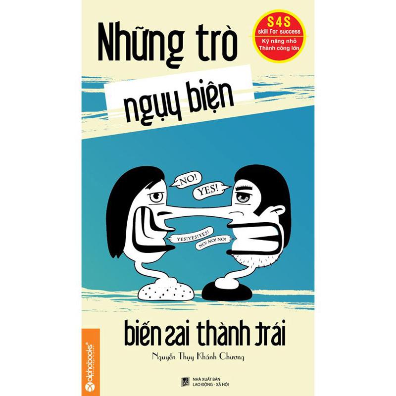 Nhung tro nguy bien - Bien sai thanh trai - Nguyen Thuy Khanh Chuong