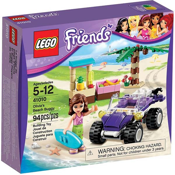 Do choi xep hinh Lego 41010