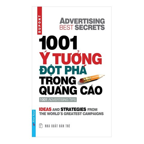 1001 Y Tuong Dot Pha Trong Quang Cao -  Dupont