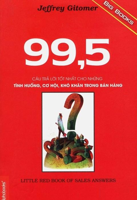 99,5 cau tra loi tot nhat cho nhung tinh huong,co hoi,kho khan trong ban hang