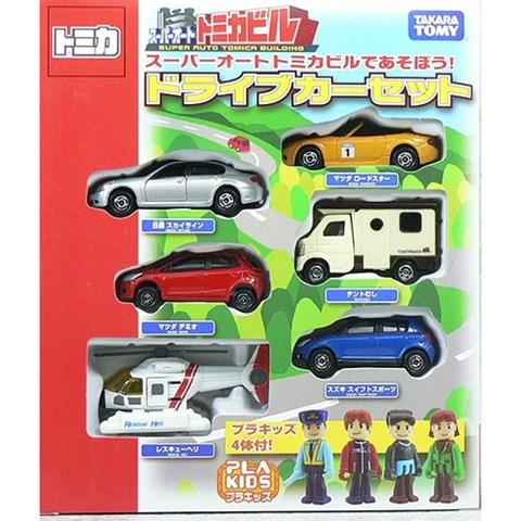 Do choi mo hinh Tomica - Auto building car 359975 (set 1)