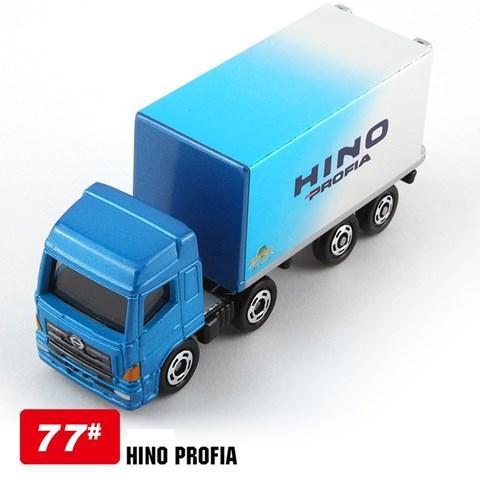 Do choi Tomy 702764 – Mo hinh xe thung cho hang Hino Profia