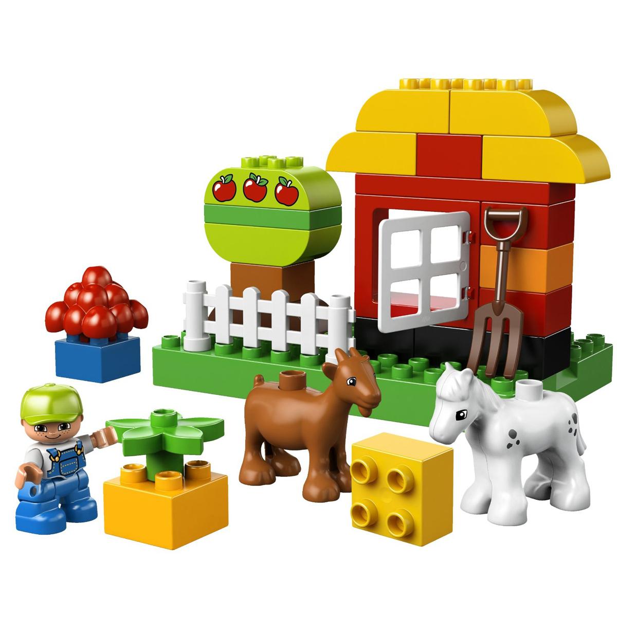 Do choi xep hinh LEGO 51017