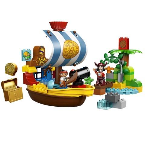 Do choi LEGO 10514 - Tau Cuop Bien cua Jake