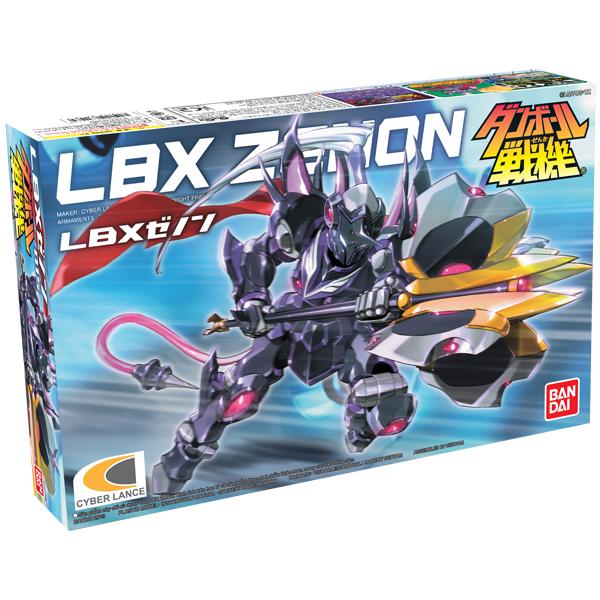 Dau si LBX Zenon 015