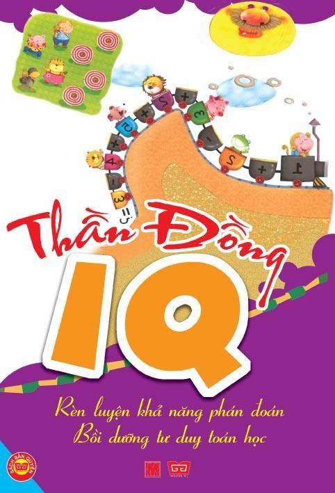 Than Dong IQ - Ren Luyen Kha Nang Phan Doan - Boi Duong Tu Duy Toan Hoc