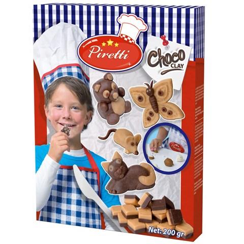 Bo do choi lam banh Piretty Chocolay (Co the an duoc)