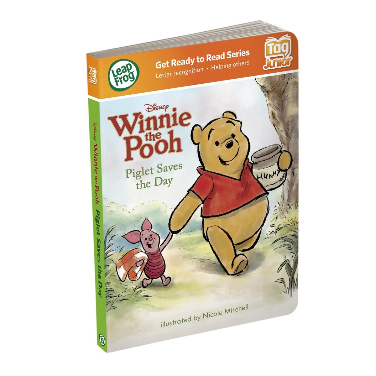 Do choi LeapFrog 21240 – Sach ke chuyen truyen gau Pooh