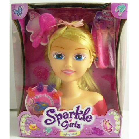 Do choi bup be Sparkle Girlz 240002 - Bo thiet ke toc