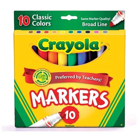 But long net day 10 mau - Crayola 5877228015