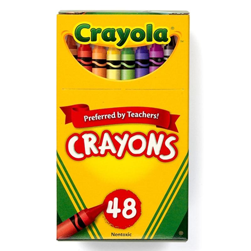 But sap 48 mau - Crayola 5200483012