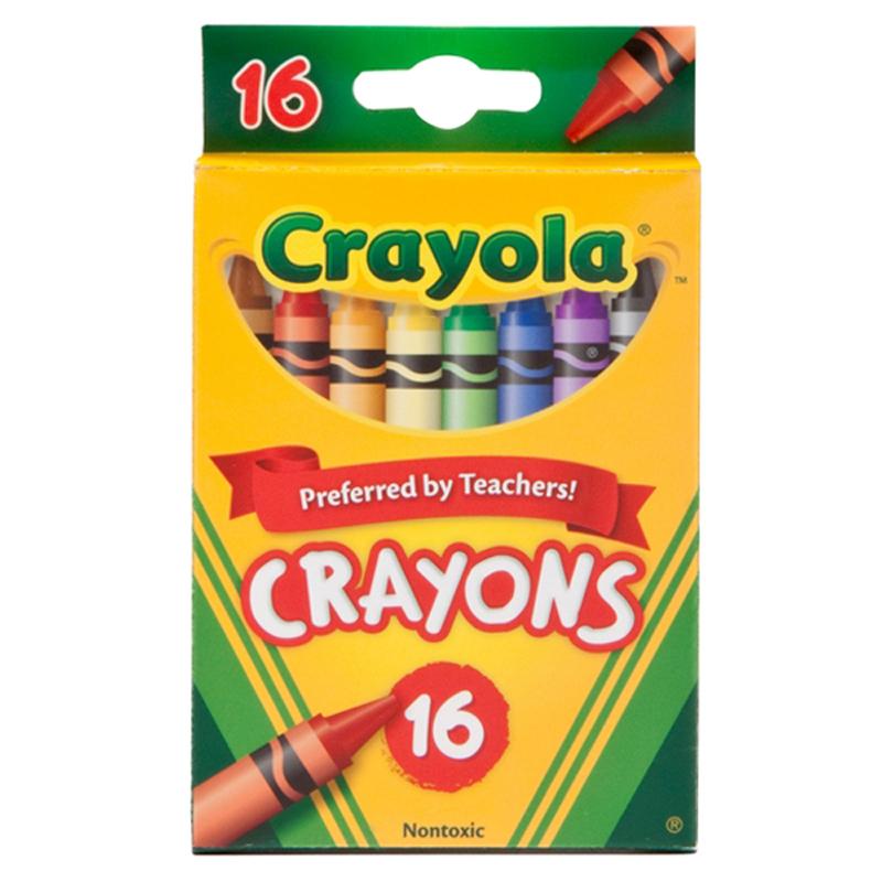 But sap 16 mau - Crayola 5230163010