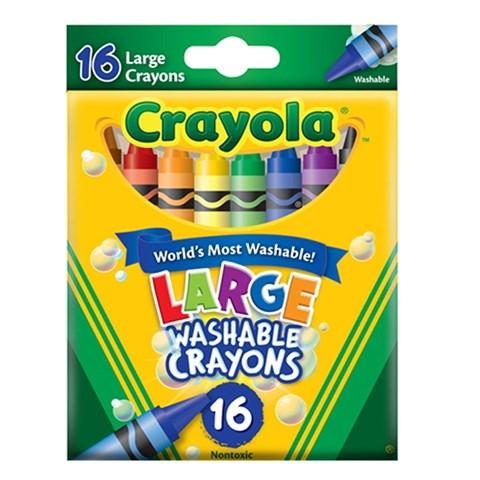 But sap 16 mau loai lon (tay rua duoc) - Crayola 5232813013