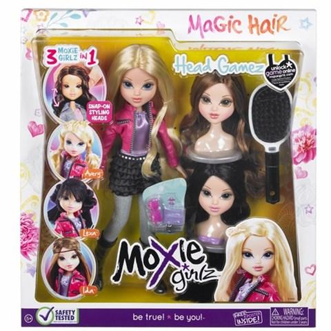 Moxie Girlz 500742 - Bup be toc tien dac biet
