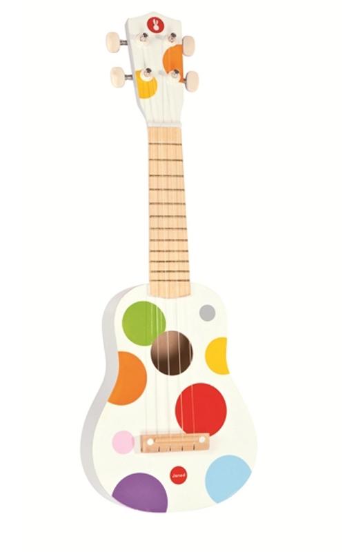 DAN Guitar Youkoulele Confetti JANOD