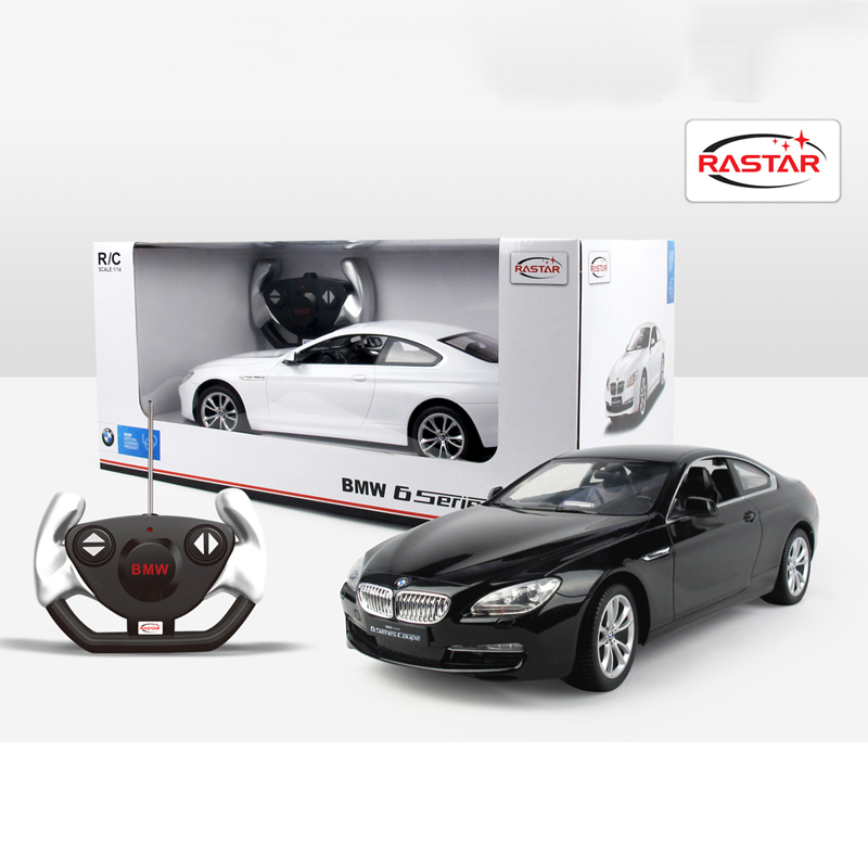 Do choi o to dieu khien BMW 6 Series - Rastar 42600