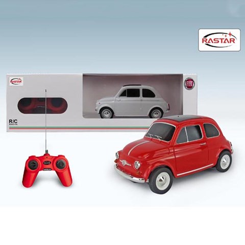 Do choi o to dieu khien Fiat 500L - Rastar 26010