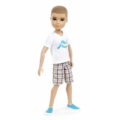 Bup be Moxie Girlz 504337 - Chang trai mua he Owen