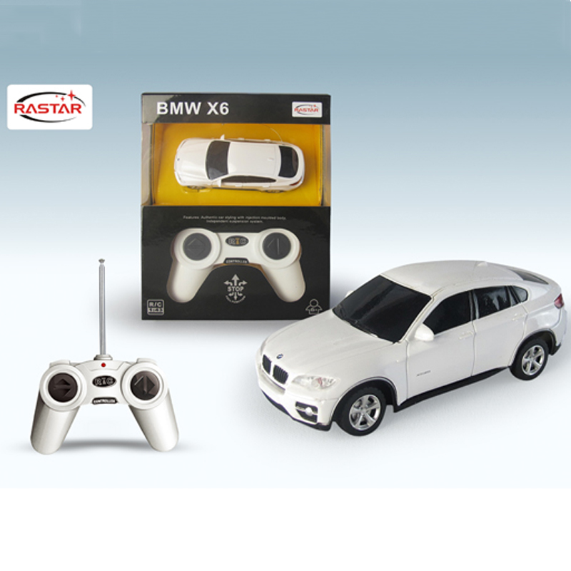 Do choi o to dieu khien BMW X6 - Rastar 31800