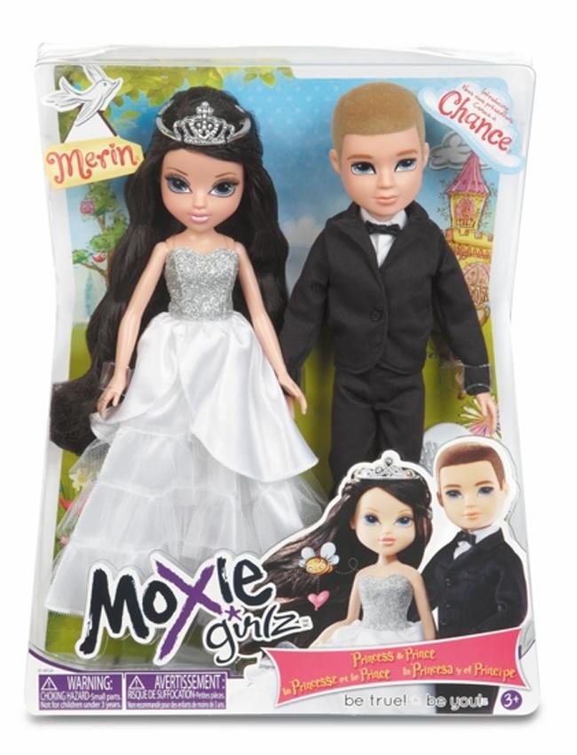 Bup be Moxie Girlz 505969 - Cong chua am nhac