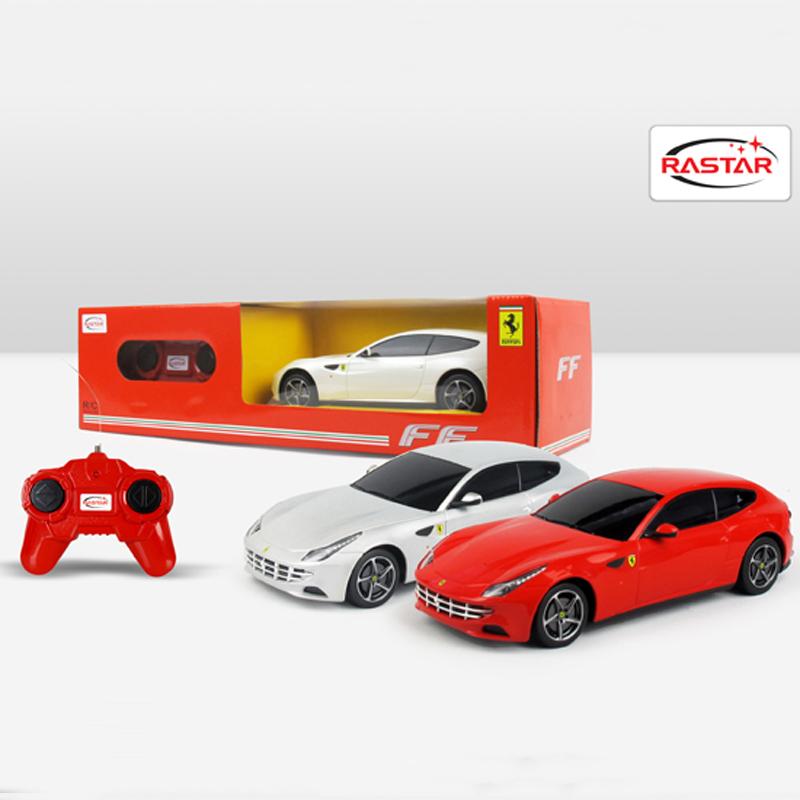 Do choi o to dieu khien Ferrari FF - Rastar 46700