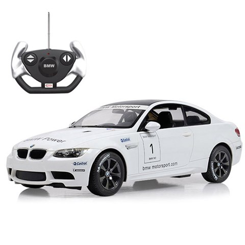 Do choi o to dieu khien BMW M3 - Rastar 48000