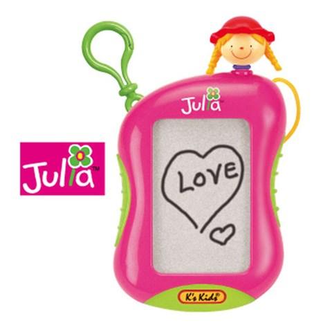 Bang ve hinh co be Julia K's Kids KA10363-DB