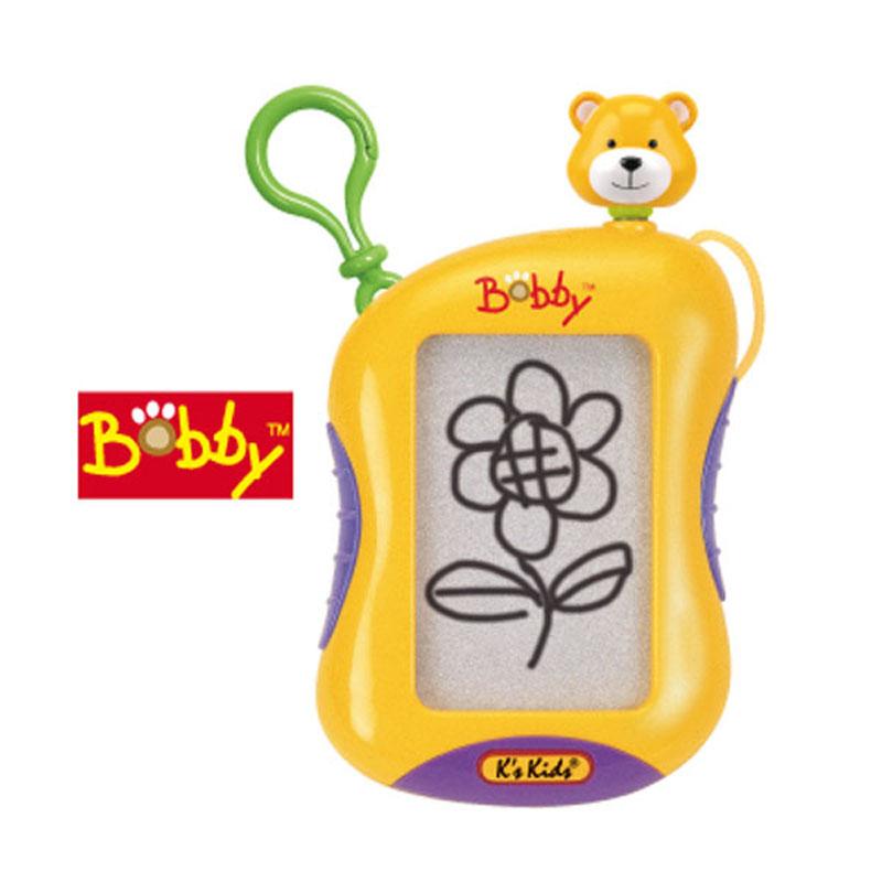 Bang ve hinh chu gau Bobby K's Kids KA10364-DB