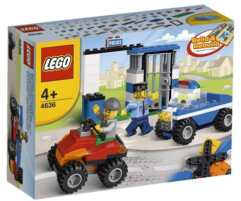 Do choi xep hinh LEGO 4636