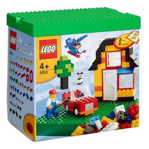 Do choi xep hinh LEGO 5932