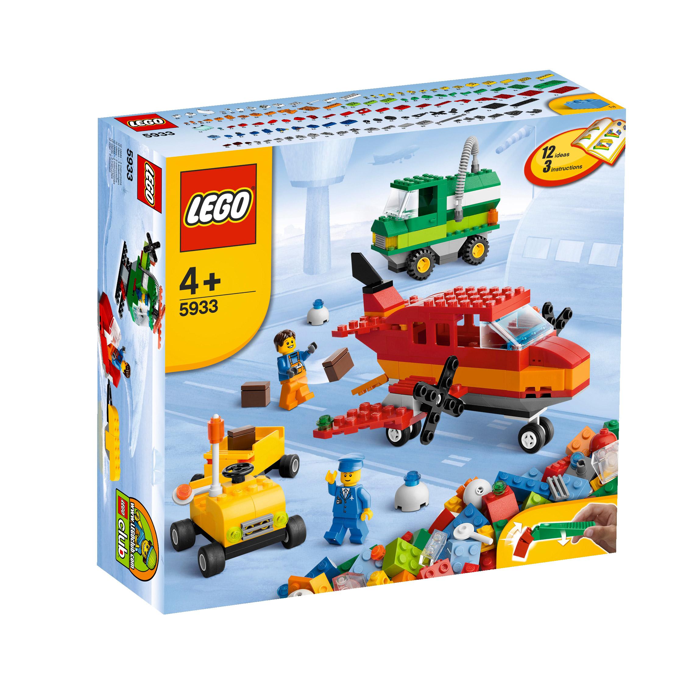 Do choi xep hinh LEGO 5933