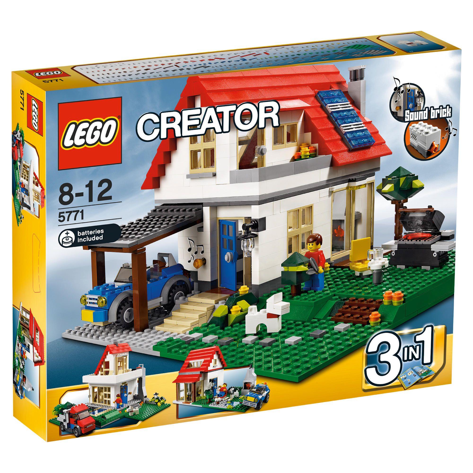 Do choi xep hinh LEGO 5771