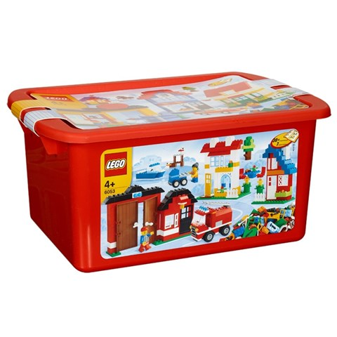 Do choi xep hinh LEGO 6053