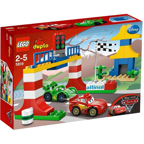 Do choi xep hinh Lego Duplo 5819 - Duong dua Tokyo