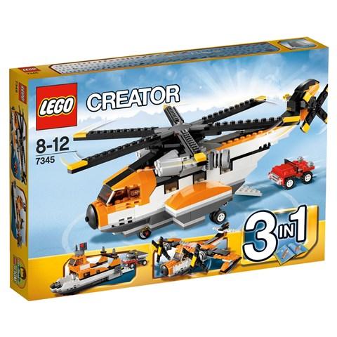 Do choi xep hinh LEGO 7345