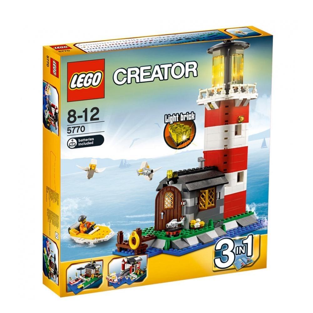 Do choi xep hinh LEGO 5770