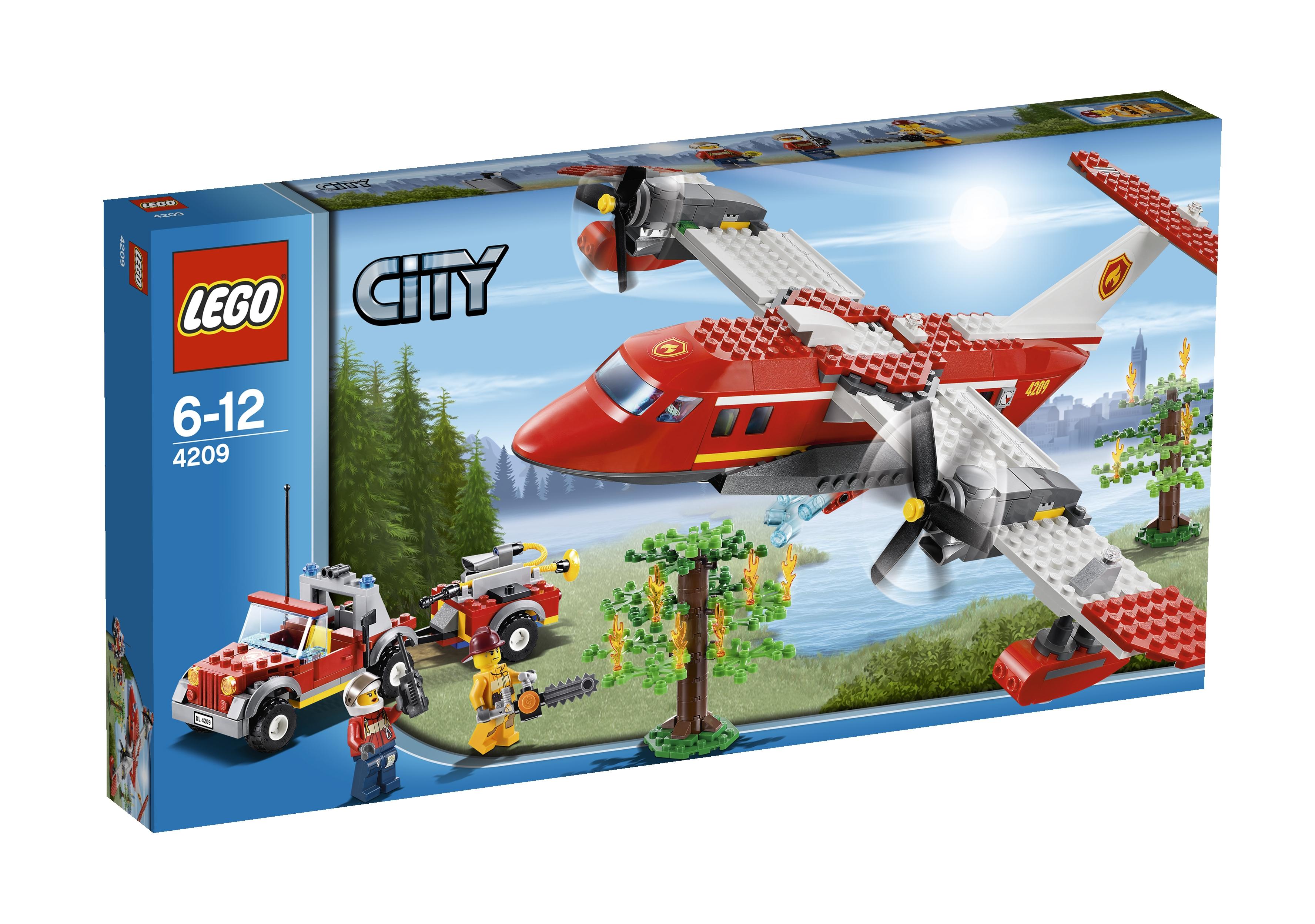 Do choi xep hinh LEGO 4209