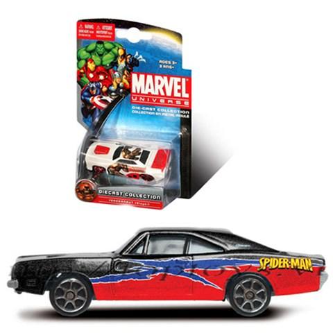 Do choi mo hinh o to Marver Spider man Toyota Celica GT-S