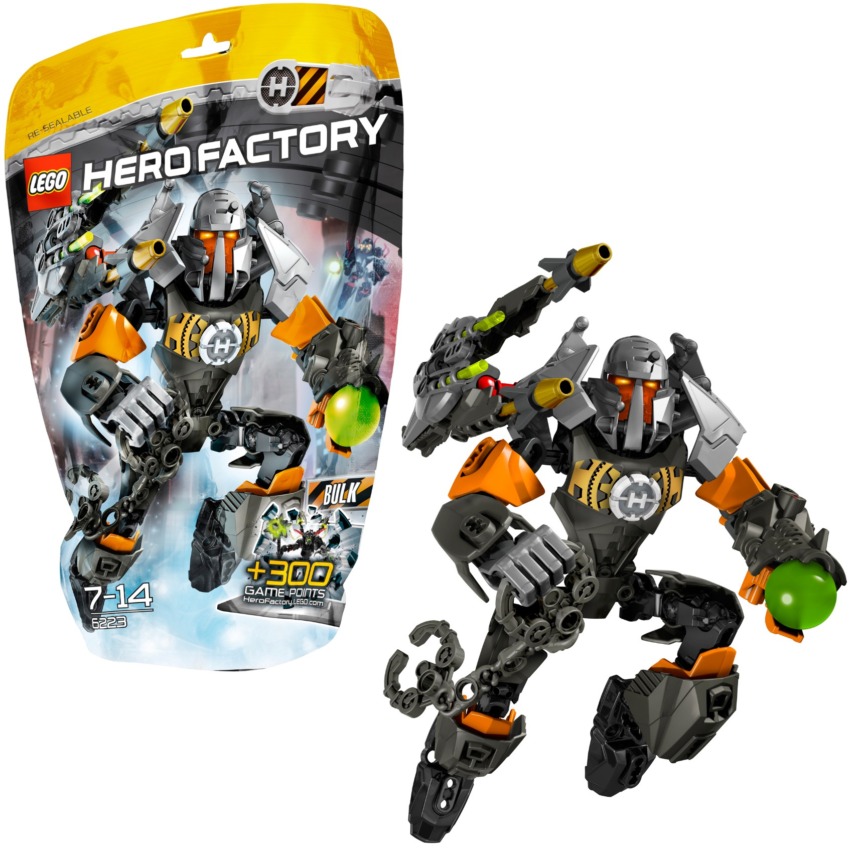 LEGO 6223 Hero Factory