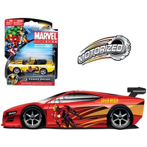 Xe Anh hung Marvel - Iron man - Street speeder 15148