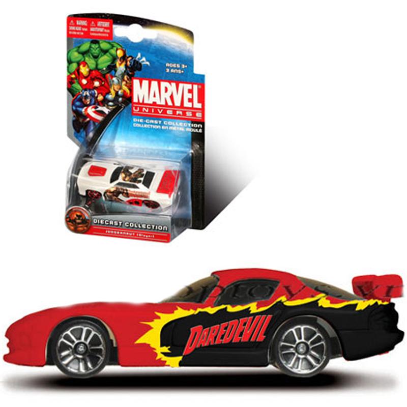 Xe sieu anh hung Marvel - Daredevil 1998 Dodge viper GT2
