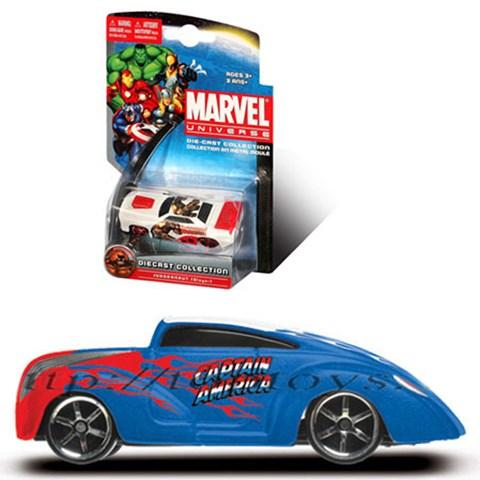 Xe sieu anh hung Marvel - Captain America Phender